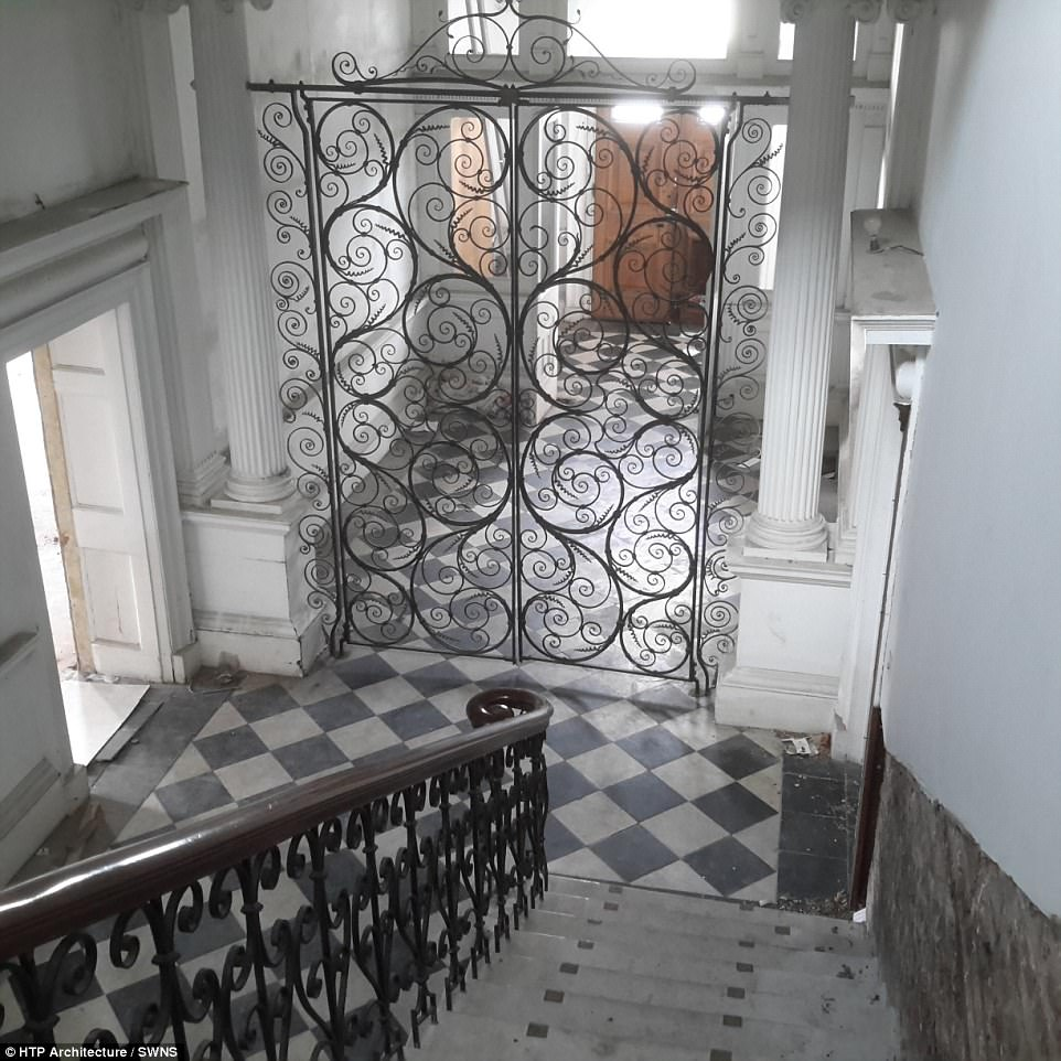 richmond mansion